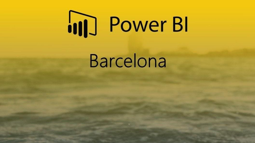 Imagen evento power bi en algri coworking barcelona